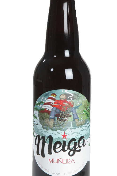 Cerveza Muiñeira Meiga