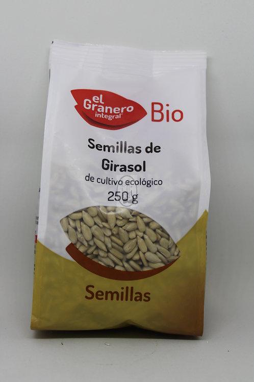 Semillas de girasol 250 gr