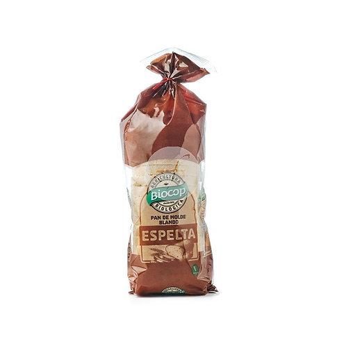Pan de Molde Bio Blando Espelta