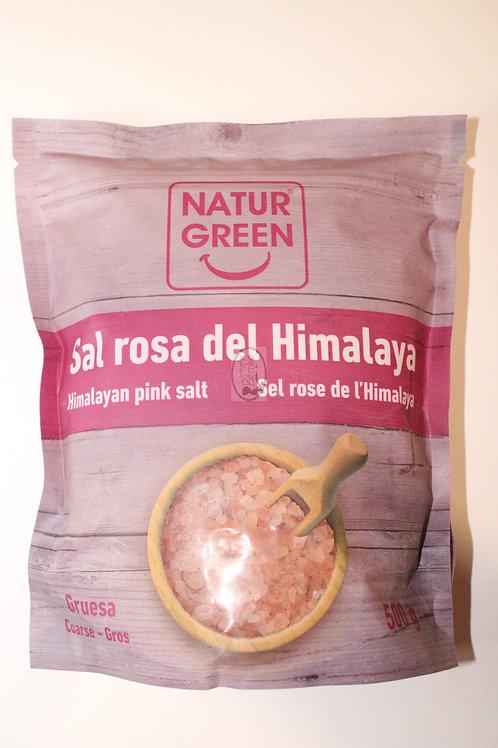 Sal Rosa del Himalaya Gruesa 500 gr