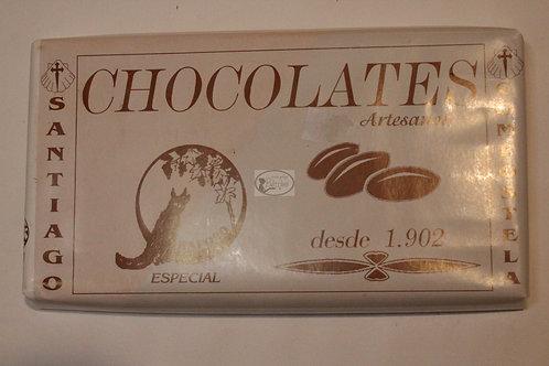 Chocolate Artesano Especial Raposo 500gr