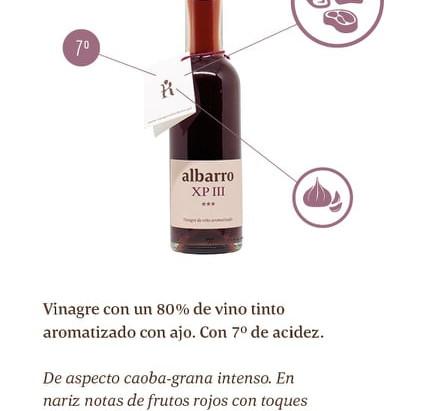 Vinagre Albarro