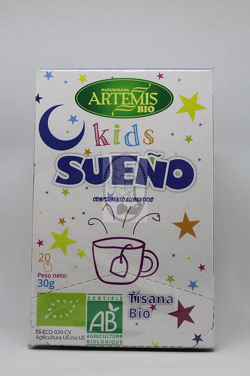 Infusión Sueño Kids Artemis