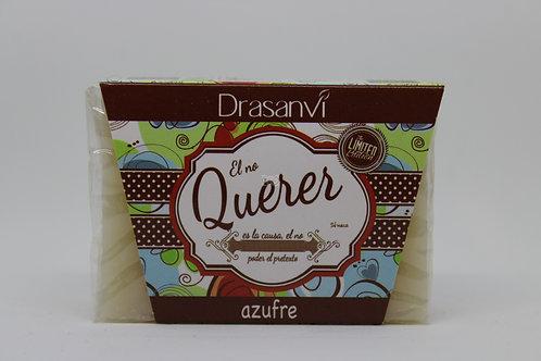 """Jabón de Azufre """" El no querer"""" Drasanvi"""