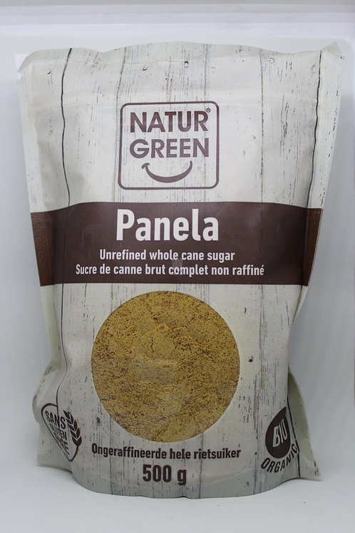 Azúcar Panela Naturgreen
