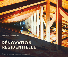 Rénovation de maison à Joliette , Berthi