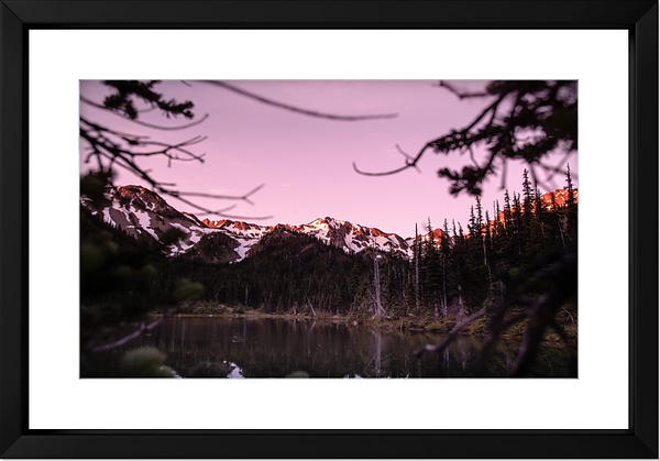 On Loving Framed Print by Heather DuBrall | Nomad, She Wrote