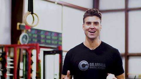 Train like a Big Leaguer with Armando Galarraga