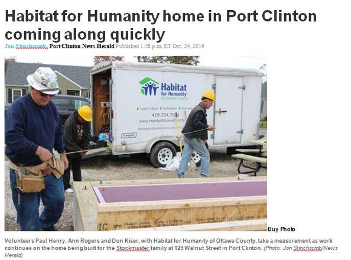Habitat Story in News Herald 10.24.19.JP