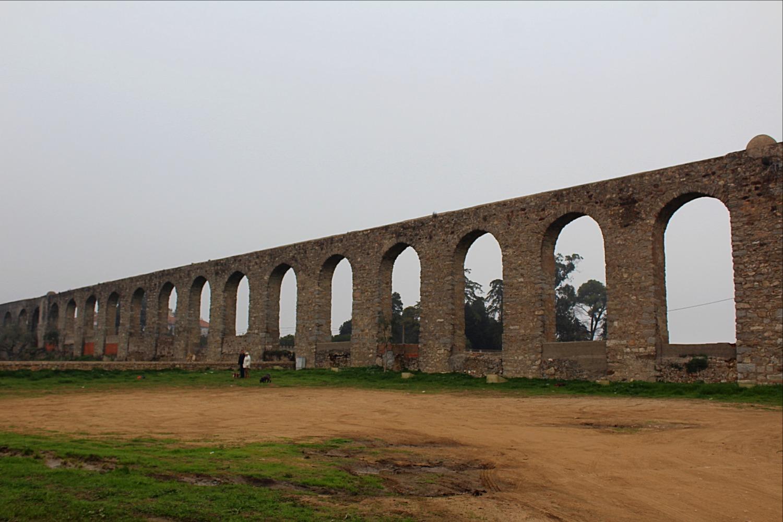 aqueduto romano