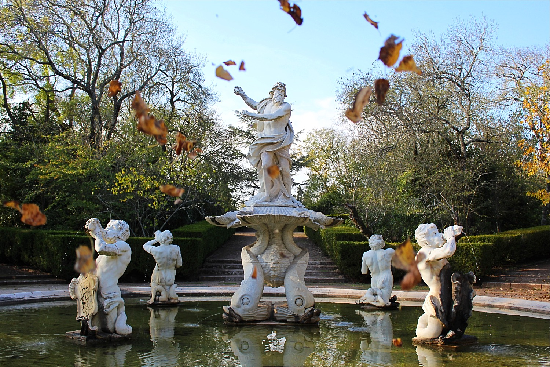 Jardim Palacio de Queluz