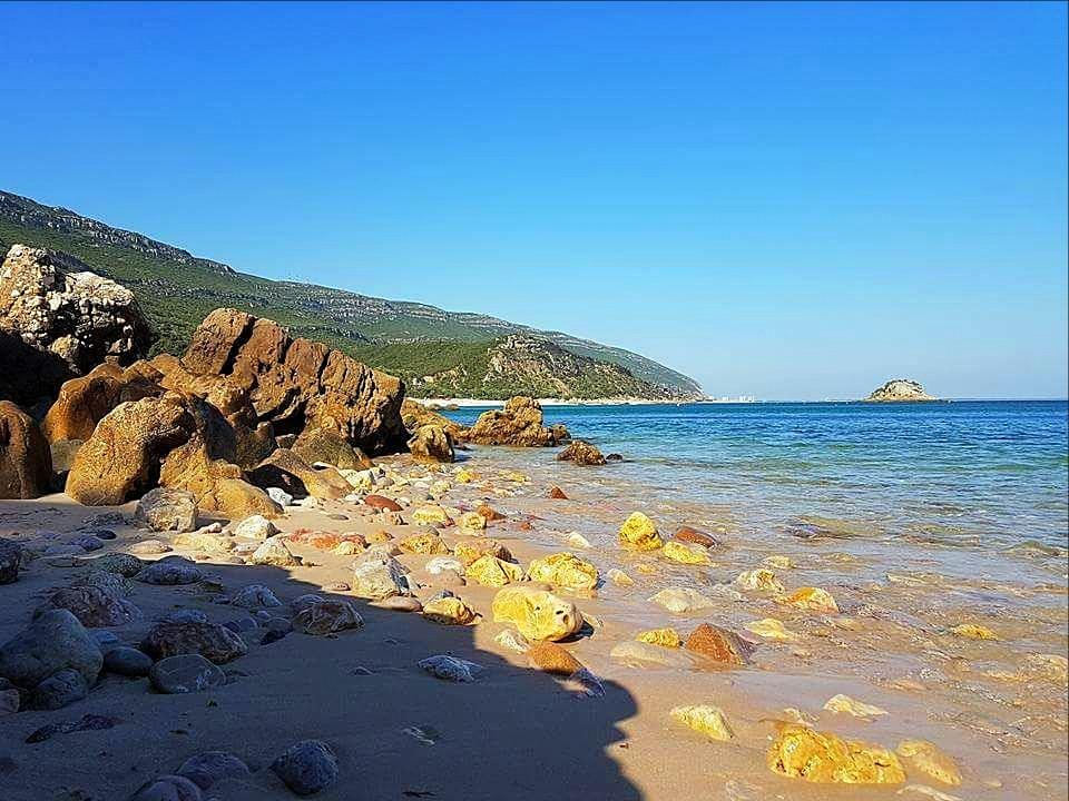 Praia da Arrabida