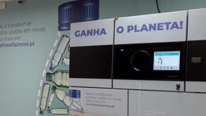 Em Portugal já podes trocar suas garrafas plásticas por descontos.