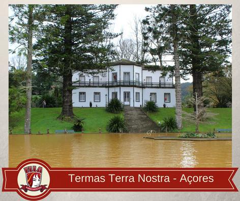 Termas Terra Nostra - Açores