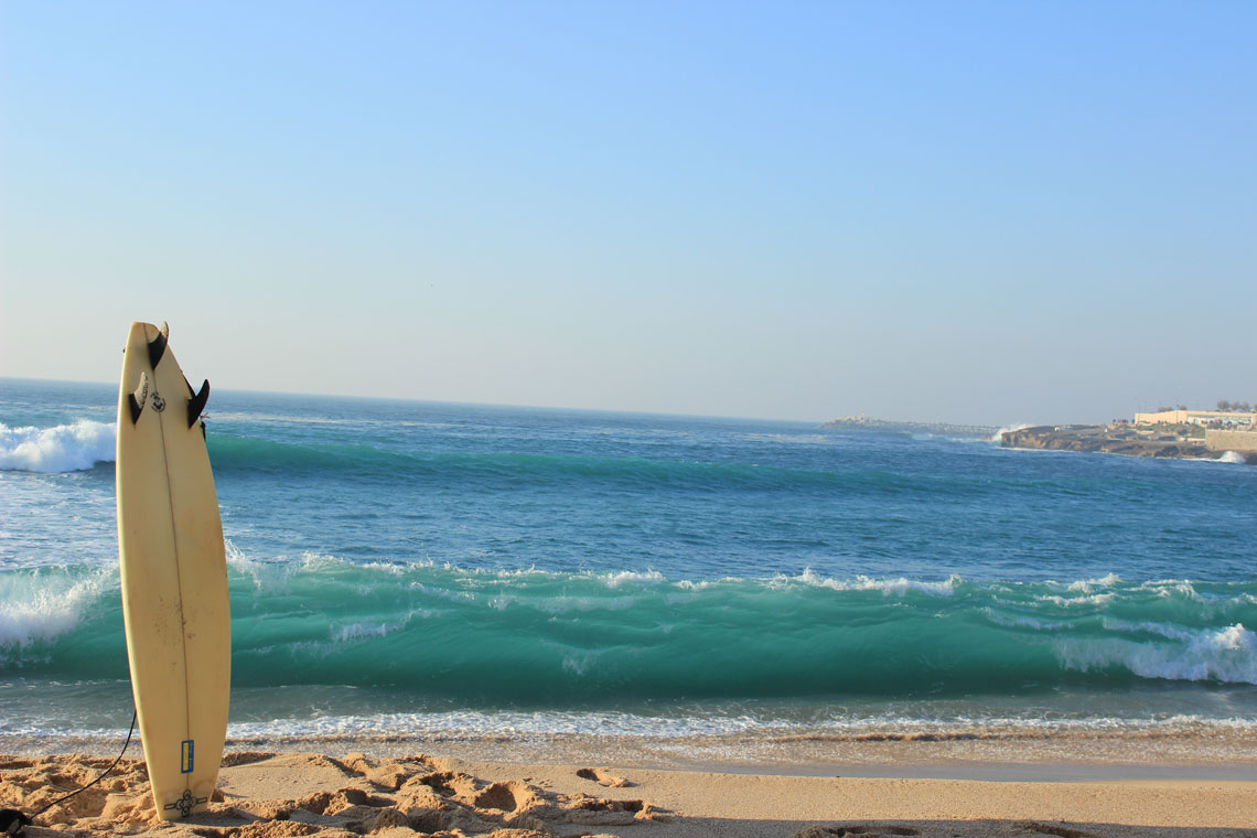 praia ericeira