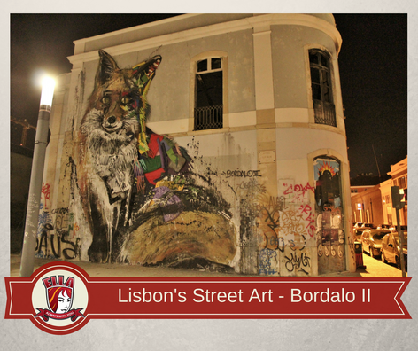Street Art - Bordalo II