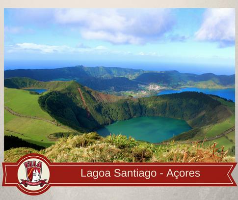 Lagoa Santiago