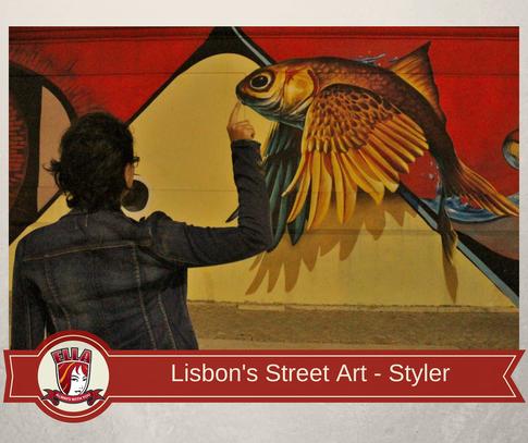 Street Art - Lisboa