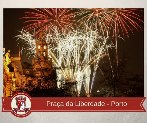 Revéillon no Porto