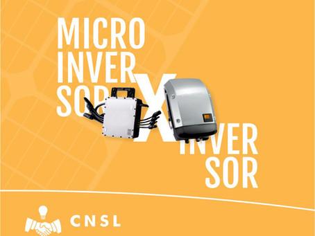 Microinversores vs inversores