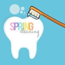 Schedule that cleaning!
