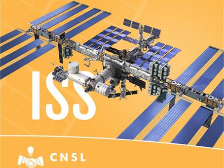 ISS e a geração de energia no espaço!
