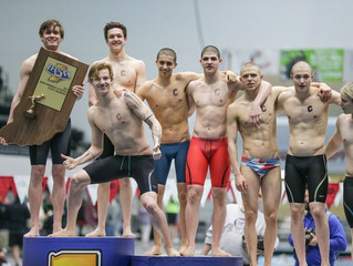 Congrats Carmel Boys Swimming & Diving