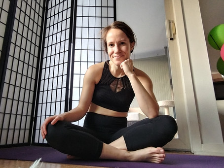 This is yoga
