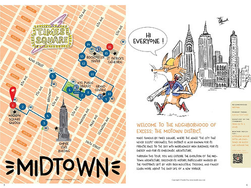 TO DOWNLOAD Treasure Hunting in Midtown (New York) - ENGLISH VERSION (8.30 euros = around 9.85 USD as of 10/21/2020, paypal will automatically converts)