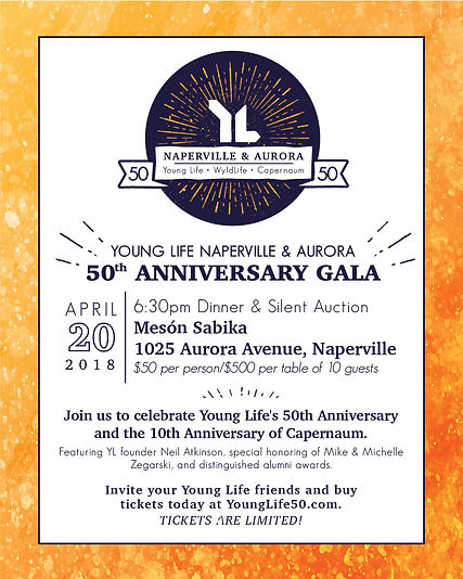 Weekend Events | younglife50