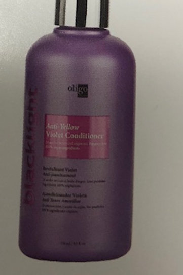 Anti-Yellow Violet Conditioner 8oz