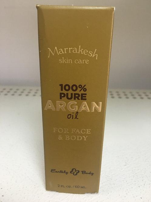 Argan Oil for Face & Body 2oz