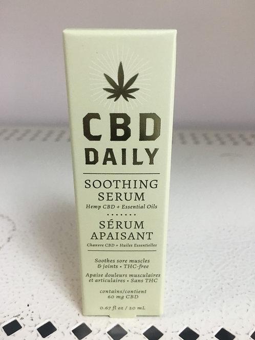 CBD Soothing Serum