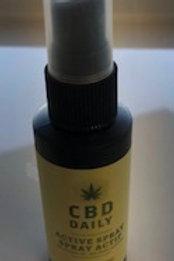 CBD Active Spray 2oz