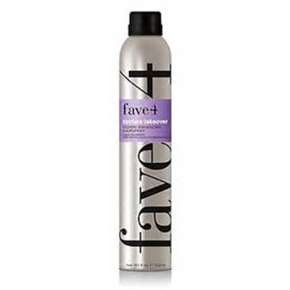 Fave 4 Texture Take Over 10 oz