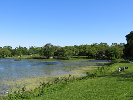 Flood Risk Reduction Design Contractor Selected for University Lakes Project