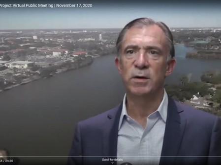 Virtual Public Meeting Nov. 2020 - Phase One Improvements Presentation