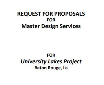 Three Requests for Proposals Issued