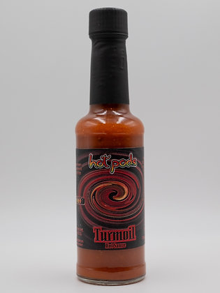 TURMOIL Very Hot Sauce