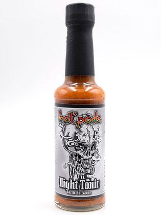 NIGHT TONIC Garlic Hot Sauce