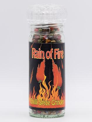 RAIN OF FIRE Chilli Spice Grinder