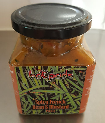 FRENCH BEAN & MUSTARD PICKLE