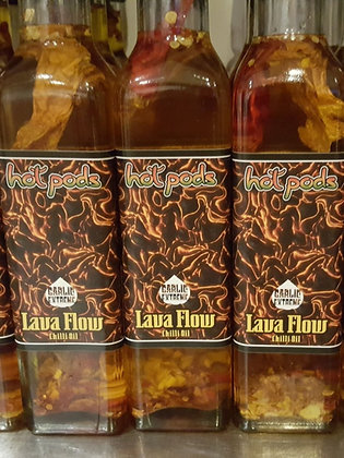 GARLIC EXTREME LAVA FLOW Chilli Oil