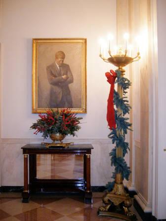 White House Christmas 2009