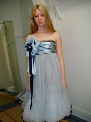 Alice's tiny dress-full scale