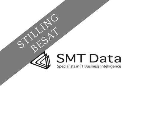 Senior Software Developer at SMT Data