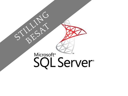 Microsoft Business Intelligence & SQL-specialist til produkthus