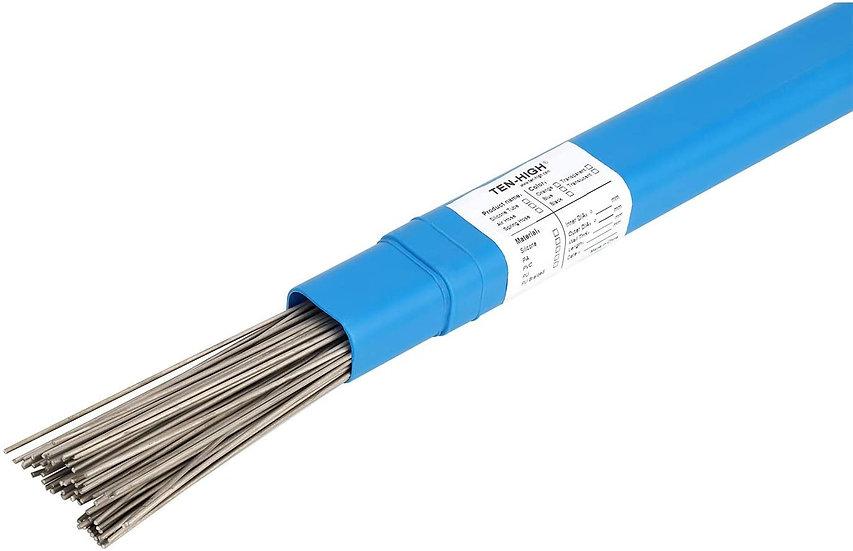 TEN-HIGH TA1 Titanium Welding Rod, ERTi-1 Grade Titanium Wire, Pack of 5kg