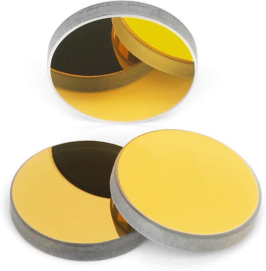 TEH-HIGH K9 Reflection Mirrors, 3 Pieces Lens for Laser Cutting Machine