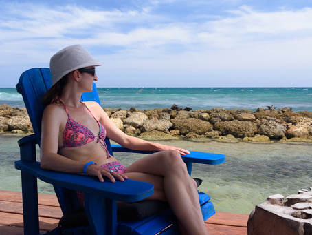 Unplug and recharge at the villa